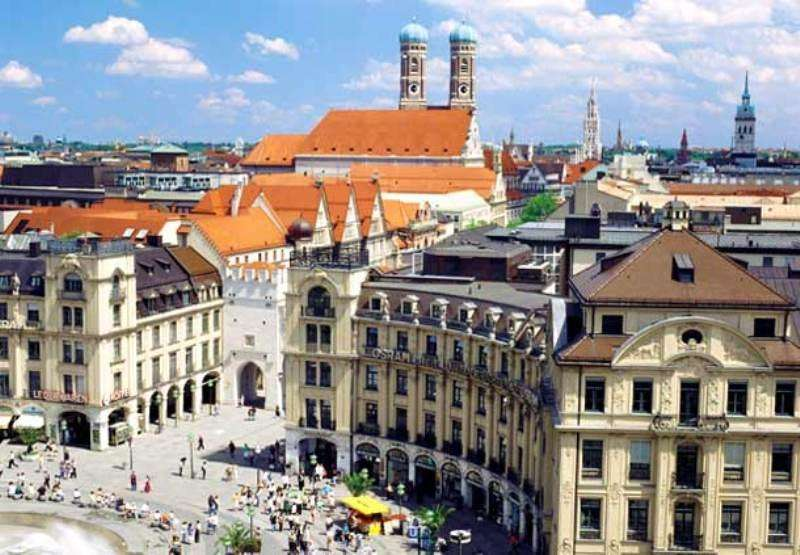 City break Munchen ianuarie 2018 bilet de avion si hotel inclus