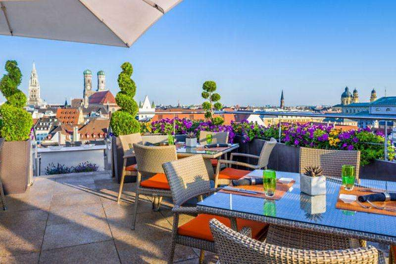 City break Munchen iunie 2018 bilet de avion si hotel inclus