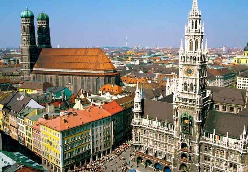 City break Munchen noiembrie 2017  bilet de avion si hotel inclus