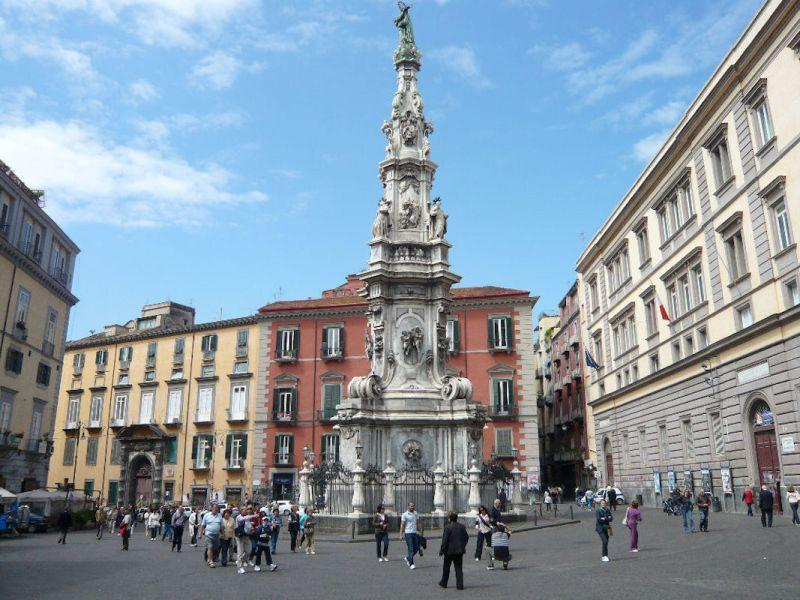 City break Napoli noiembrie oferta speciala