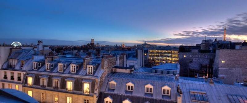 City break Paris 1 decembrie 2017, bilet de avion si hotel inclus