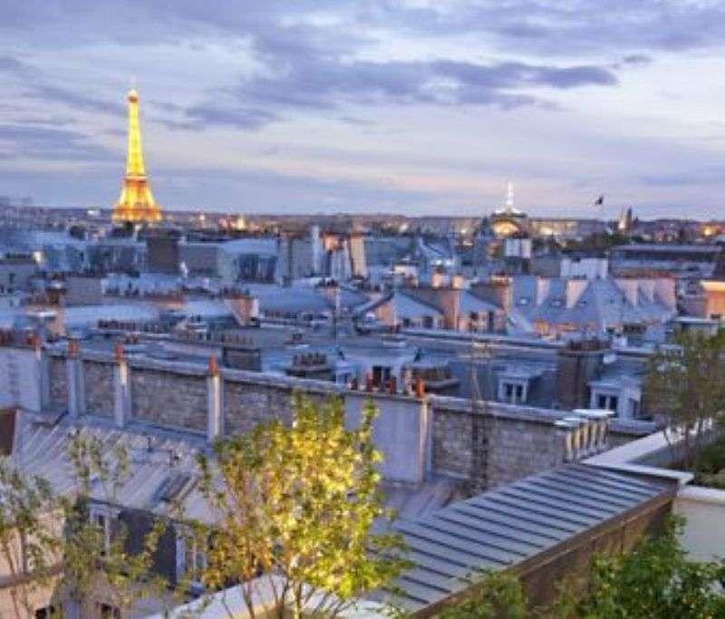 Hotel Paris  Zile