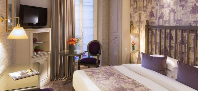 City break Paris ianuarie 2018 avion si hotel inclus
