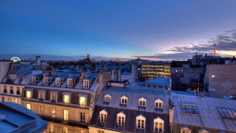 City break Paris mai avion si hotel inclus