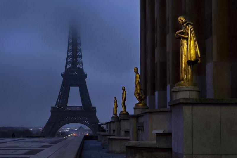 City break Paris Paste 2018 aprilie avion si hotel inclus