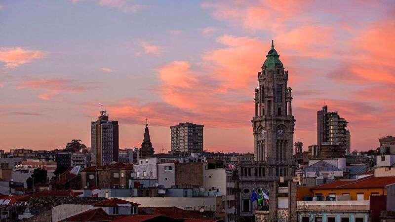 City break Porto ianuarie bilet de avion si hotel inclus