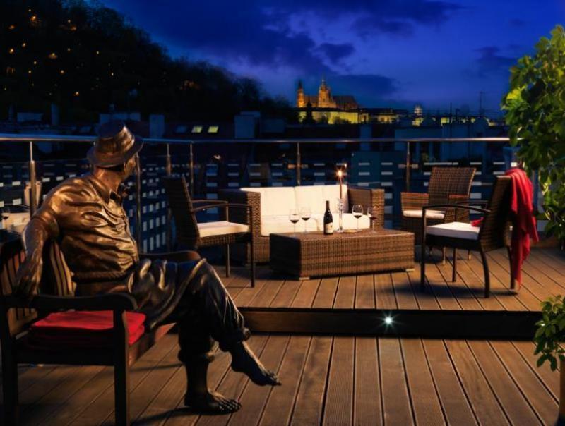 City break Praga august bilet de avion si hotel inclus