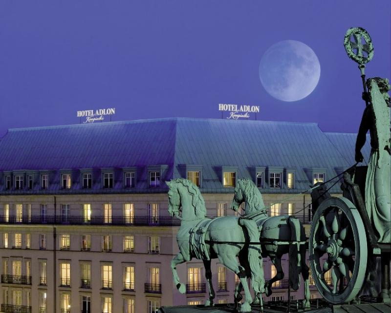 City break Berlin Revelion 5* 2018 bilet de avion si hotel inclus