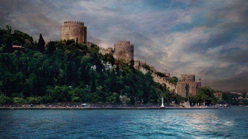 City break Revelion 5* Istanbul 2018 bilet de avion si hotel inclus
