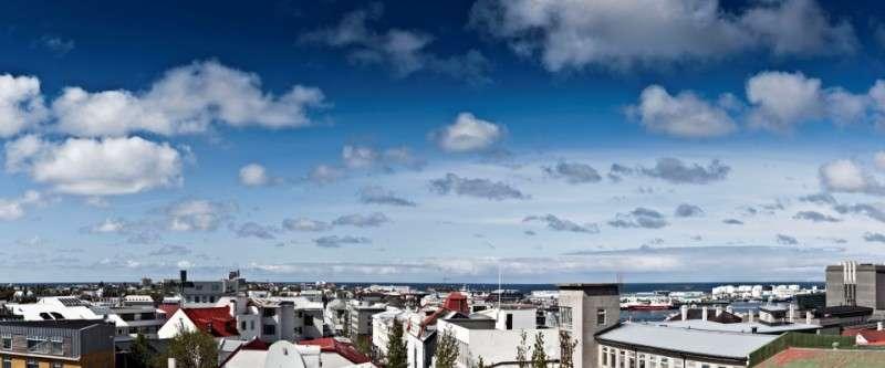 City break Reykjavik aprilie bilet de avion si hotel inclus