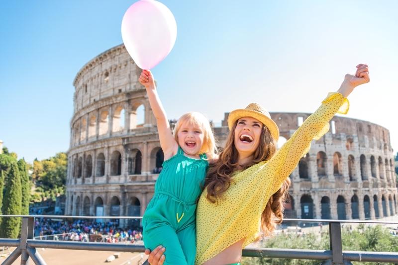 City break Roma 1 martie 2018 bilet de avion si hotel inclus
