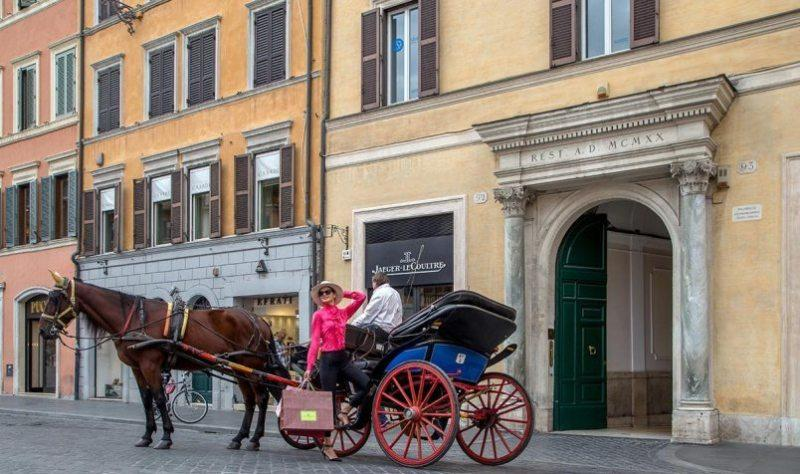 City break Roma aprilie  bilet de avion si hotel inclus