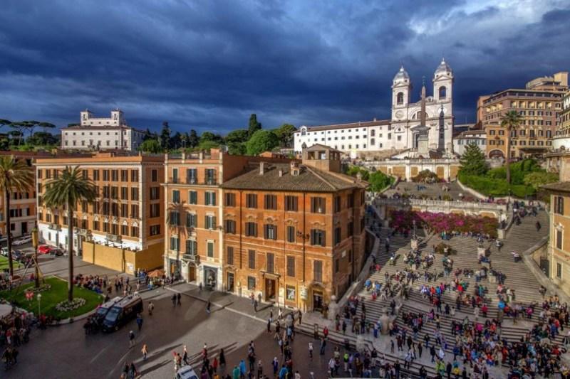 City break Roma mai 2018 bilet de avion si hotel inclus