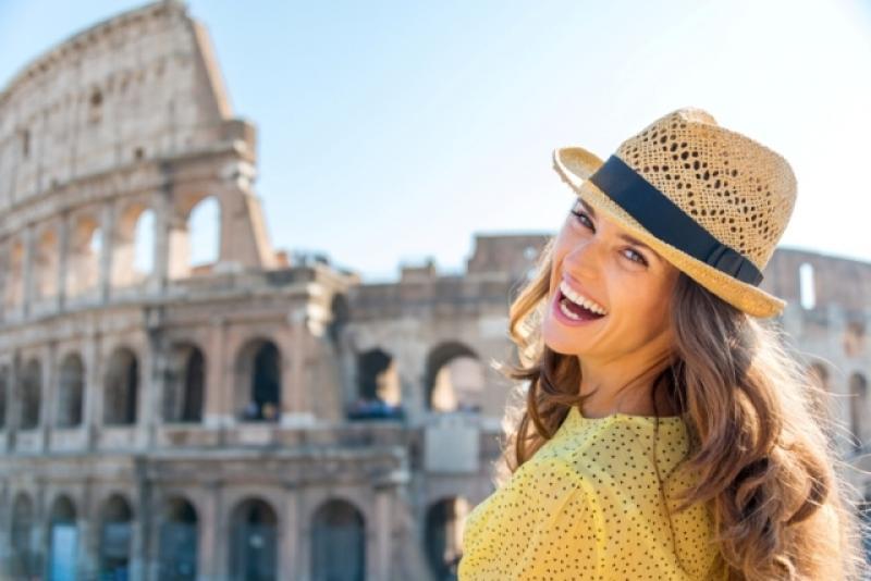 City break Roma mai bilet de avion si hotel inclus