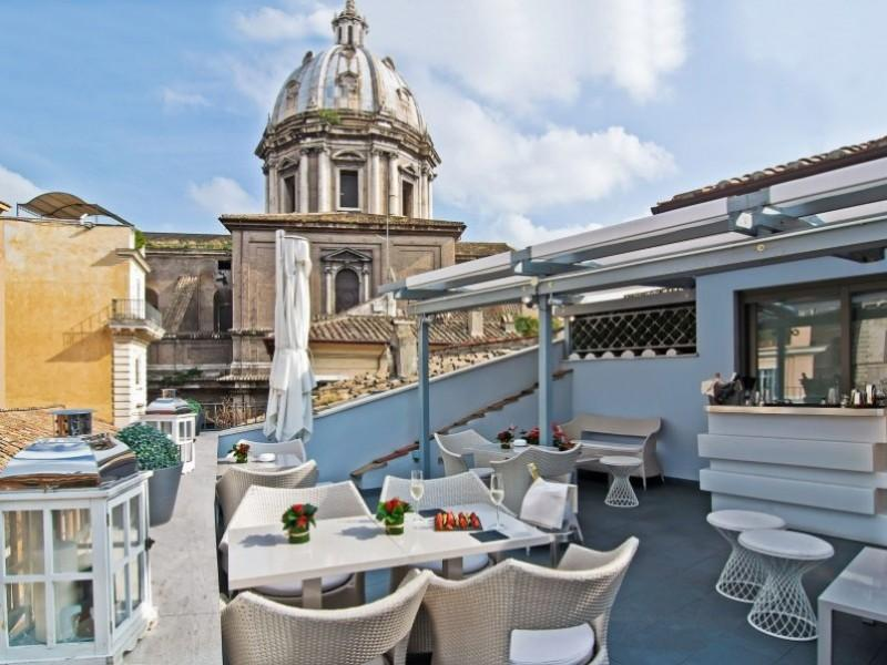 City break Roma octombrie 2018 bilet de avion si hotel inclus