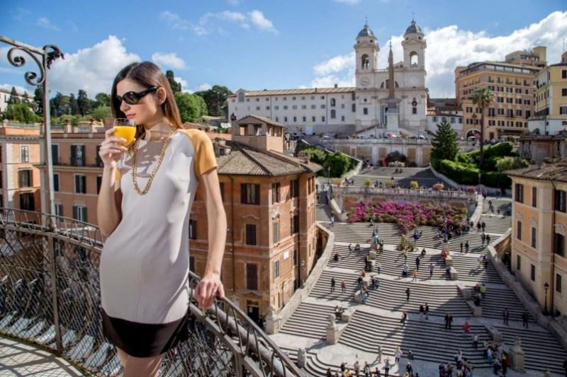 City break Roma octombrie bilet de avion si hotel inclus