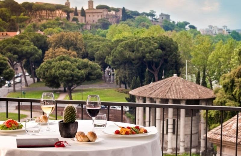 City break avion Roma octombrie oferta speciala