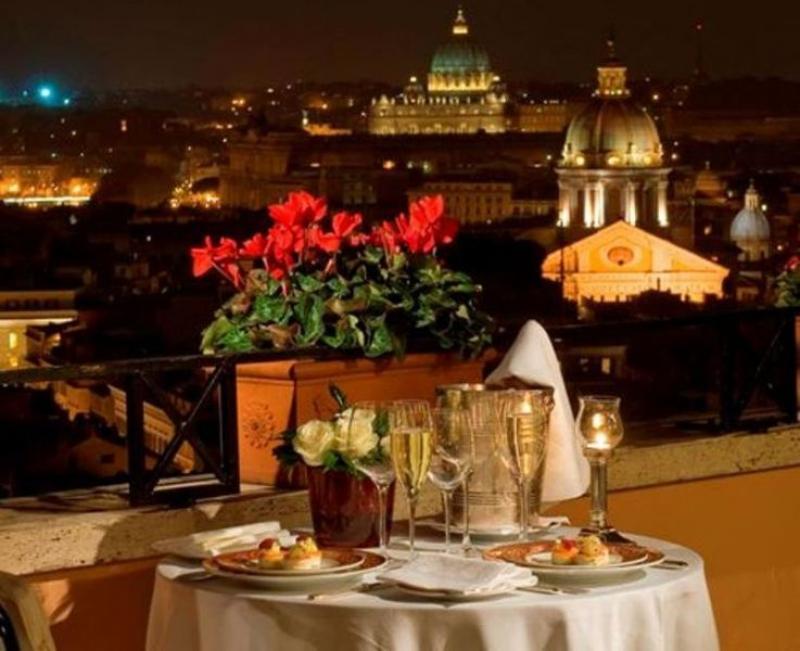 City break Roma Revelion 4* 2018  bilet de avion si hotel inclus