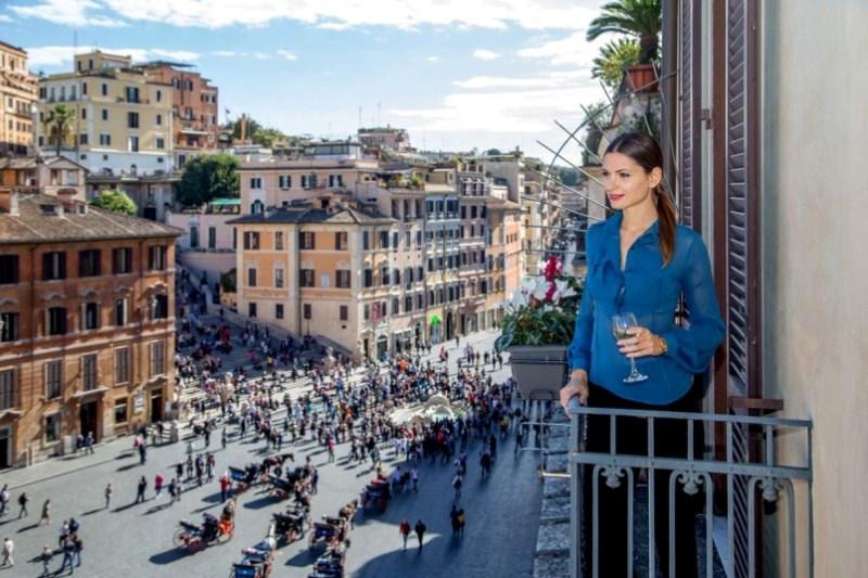 City break Roma Revelion 5*  2018  bilet de avion si hotel inclus