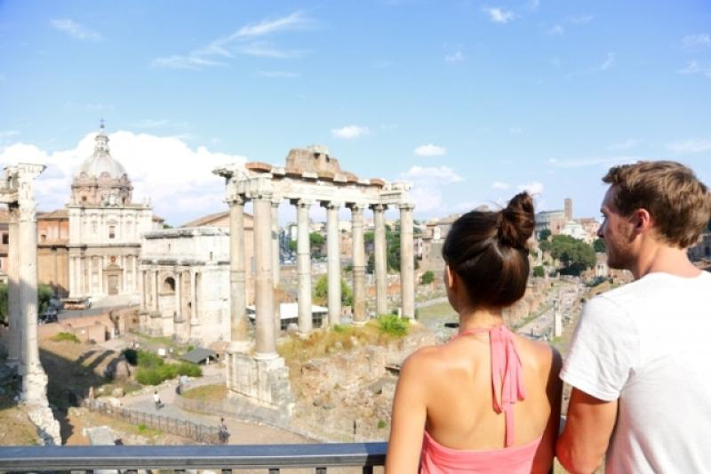 City break Roma vacanta 1 mai 2018 bilet de avion si hotel inclus
