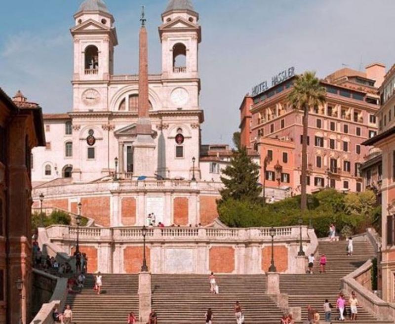 City break Roma vacanta copiilor februarie 2018