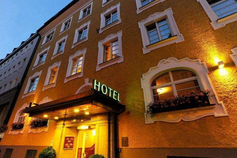 City break Salzburg iulie 2018 bilet de avion si hotel inclus