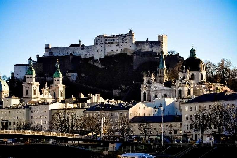 City break Salzburg Paste 2018 bilet de avion si hotel inclus