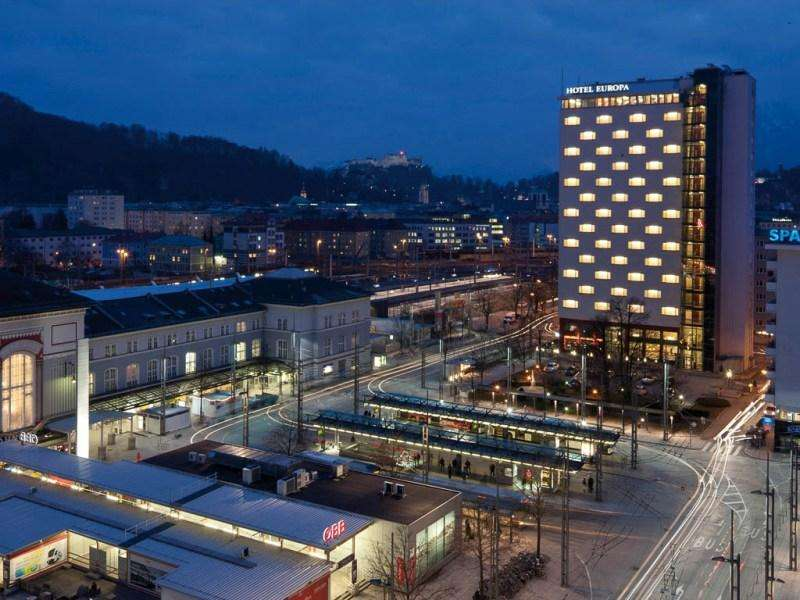 City break Salzburg Revelion 5* 2018 bilet de avion si hotel inclus
