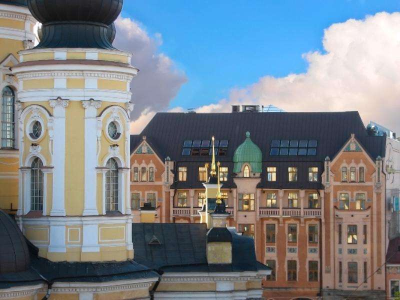 City break Sankt Petersburg  octombrie 2017  bilet de avion si hotel inclus