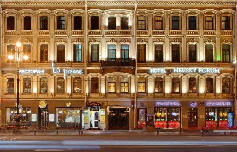 City break Sankt Petersburg weekend liber Rusalii bilet de avion si hotel inclus