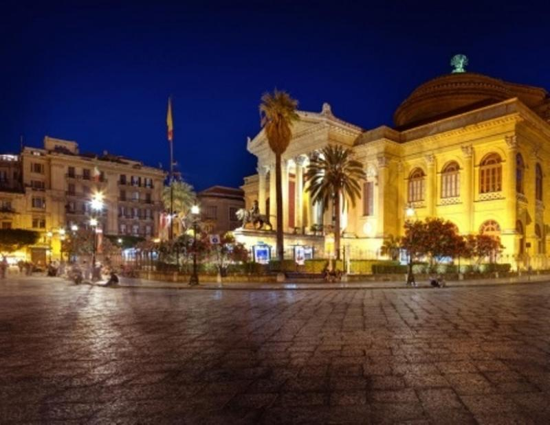 City break Sicilia Palermo ianuarie bilet de avion si hotel inclus