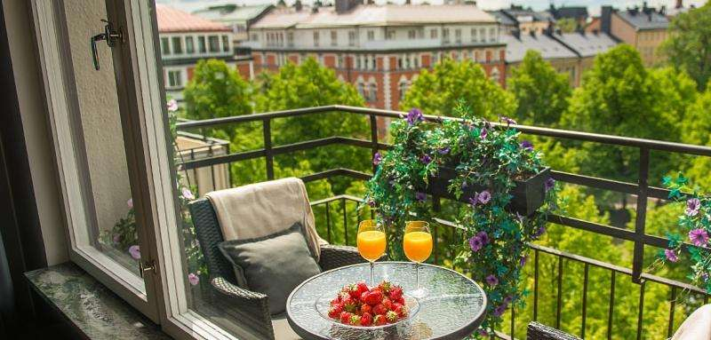 City break Stokholm 2 adulti si 1 copil bilet de avion si hotel inclus