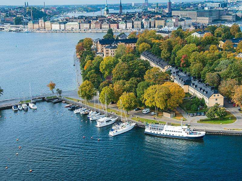 City break Stokholm iulie bilet de avion si hotel inclus
