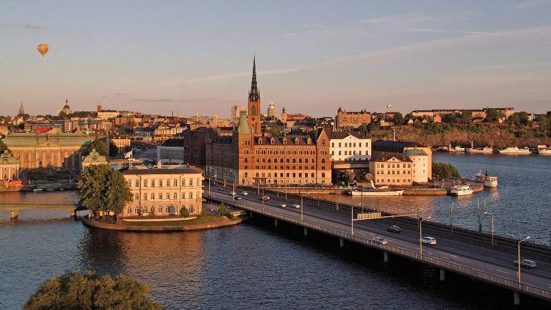 City break Stokholm primavara 2018,  bilet de avion si hotel inclus