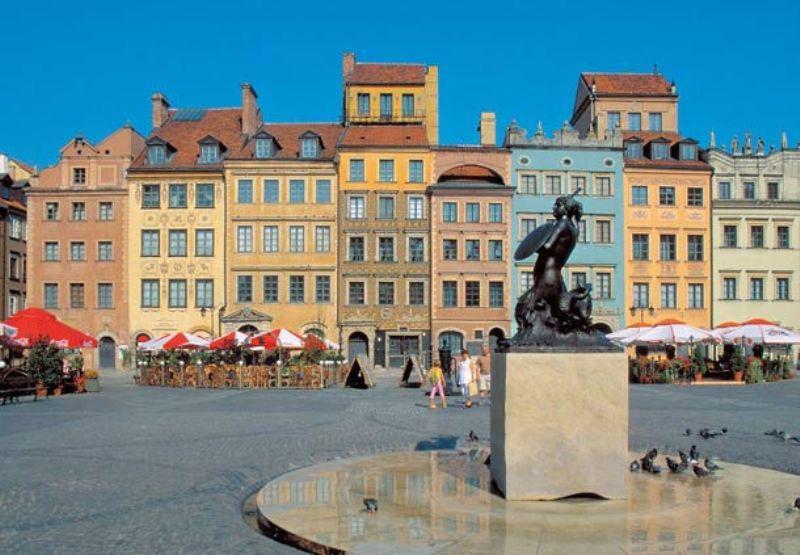 City break Varsovia Piata de Craciun oferta speciala