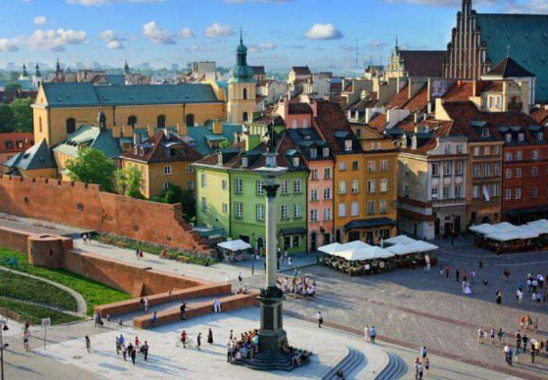 City break Varsovia Revelion 5*  2018  bilet de avion si hotel inclus