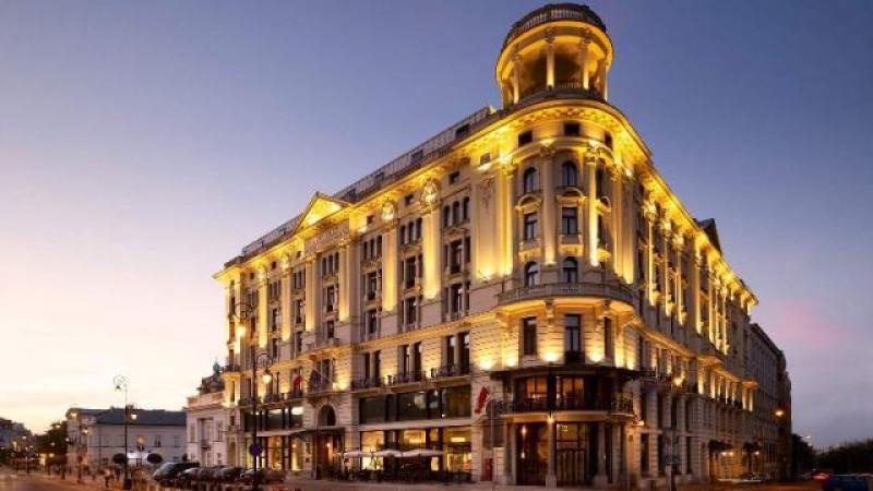 City break Varsovia Revelion 5*  2018  bilet de avion si hotel inclus