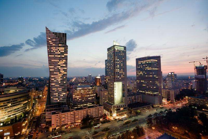 City break Varsovia vara 2018 bilet de avion si hotel inclus