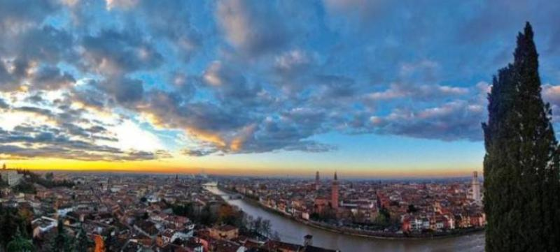 City break Verona februarie 2018, bilet de avion si hotel inclus