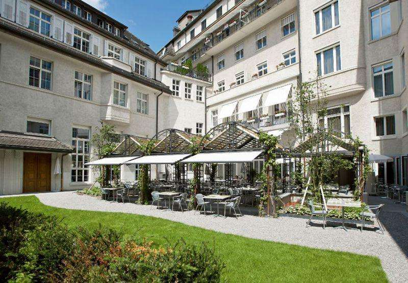 City break Zurich august  bilet de avion si hotel inclus