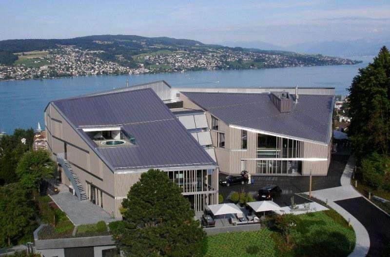 City break Zurich Revelion 5* 2018 bilet de avion si hotel inclus