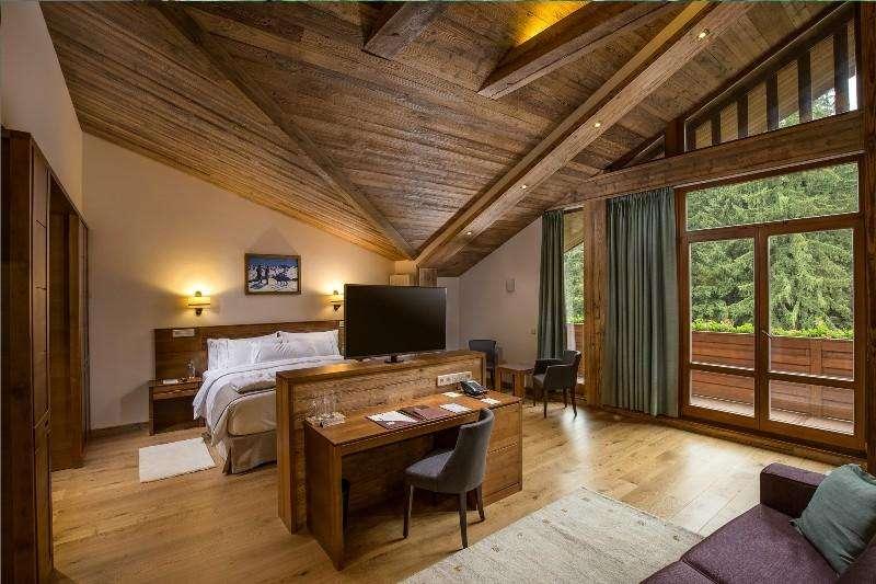 Craciun 2018 Poiana Brasov Hotel Teleferic Grand