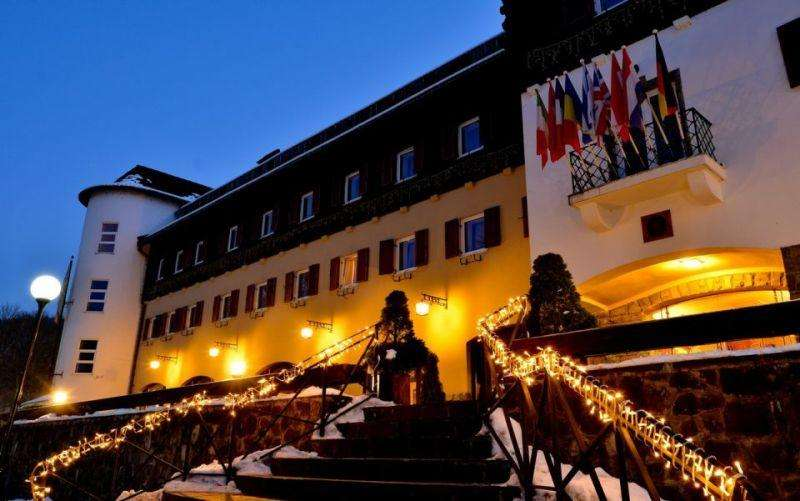 Paste 2018 Sighetu Marmatiei Hotel Gradina Morii