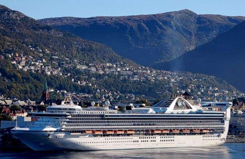 Croaziera 2017 Alaska Vas: Star Princes plecare Vancouvers