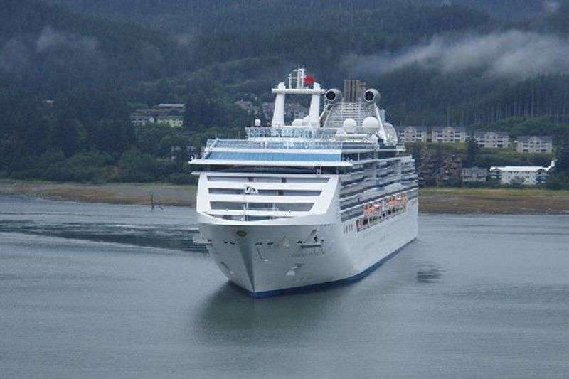 Croaziera 2018 Alaska Vas: Grand Princess Plecare din: San Francisco