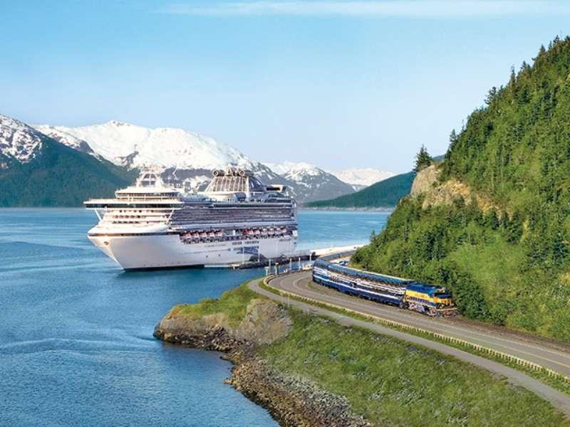 Croaziera 2018 Alaska si Canada Vas: Star Legend Plecare din: Seward