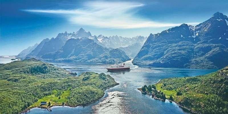 Croaziera 2018 Alaska Vas: Star Legend Plecare din: Vancouver