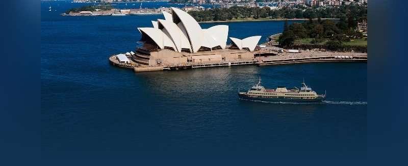 Croaziera 2017 Australia si Noua Zeelanda Vas:Radiance of the Seas Plecare Sydney