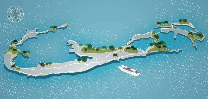 Croaziera 2017 Bermuda Vas: Anthem Of The Seas plecare Bayonne
