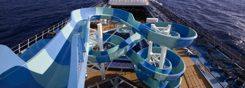 Croaziera 2017 Caraibele de Est Vas: Adventure of the Seas plecare San Juan